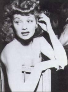 Lucille Ball rare